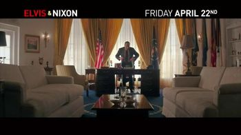 Elvis & Nixon - Alternate Trailer 1