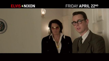 Elvis & Nixon - Alternate Trailer 1