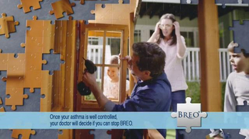Breo Ellipta TV Spot, 'Puzzle Piece' - Thumbnail 8
