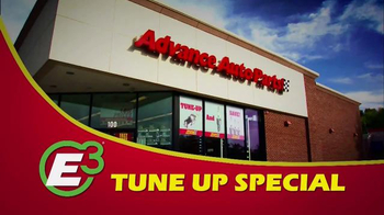 Advance Auto Parts TV Spot, 'E3 Tune-Up Special' - Thumbnail 2
