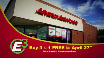 Advance Auto Parts TV Spot, 'E3 Tune-Up Special' - Thumbnail 5