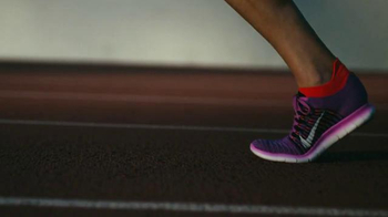 Nike Free TV Spot, 'A Revolution in Motion' Feat. Serena Williams, Mo Farah - Thumbnail 8
