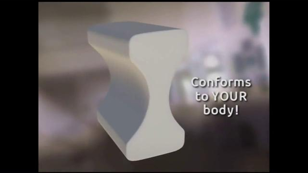 Forever Comfy Cooling Knee Pillow Tv Commercial