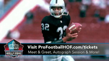Pro Football Hall of Fame Gold Jacket Great Day TV Spot, 'Marcus Allen' - Thumbnail 6