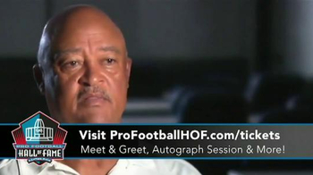 Pro Football Hall of Fame Gold Jacket Great Day TV Spot, 'Marcus Allen' - Thumbnail 8