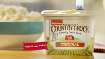Country Crock Original TV Spot, 'Receta sencilla' [Spanish] - Thumbnail 9