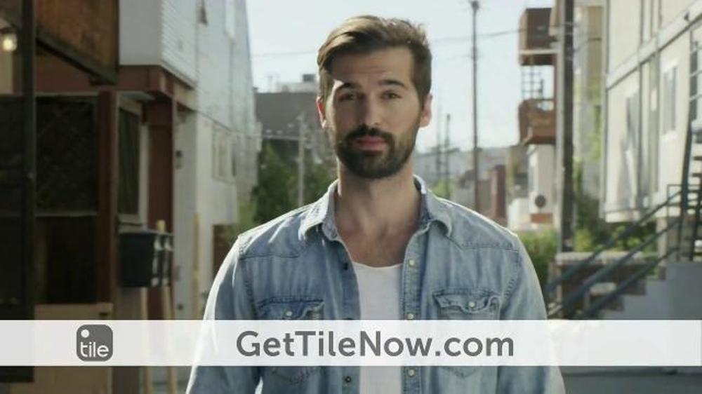 Tile TV Commercial, 'Keys, Phone & Purse'