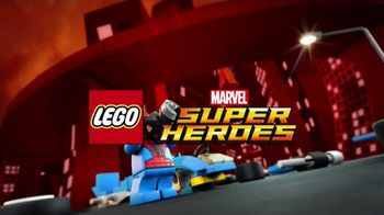 LEGO Marvel Super Heroes Mighty Micros TV Spot, 'Take Back the City'
