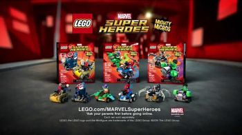 LEGO Marvel Super Heroes Mighty Micros TV Spot, 'Take Back the City' - Thumbnail 9