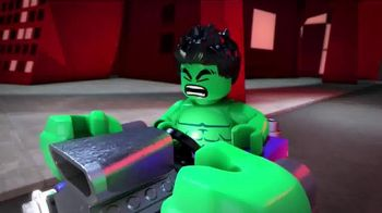 LEGO Marvel Super Heroes Mighty Micros TV Spot, 'Take Back the City' - Thumbnail 4
