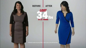 SlimFast Advanced Nutrition TV Spot, 'Lisa'