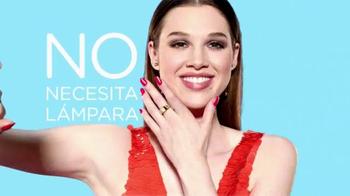 Sally Hansen Miracle Gel TV Spot, 'El sistema de gel #1' [Spanish] - 344 commercial airings