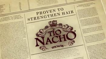 Tio Nacho TV Spot, 'History'