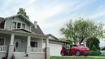 2016 FIAT 500X TV Spot, 'Room With a View' Song by Fitz and the Tantrums - 2664 commercial airings