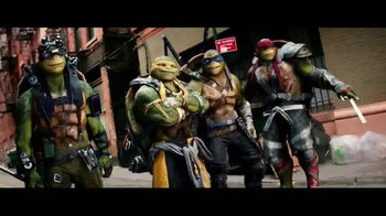 Fruitsnackia TV Spot, 'Teenage Mutant Ninja Turtles: Out of the Shadows' - Thumbnail 3