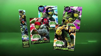 Teenage Mutant Ninja Turtles: Out of the Shadows thumbnail