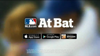 MLB.com At Bat App TV Spot, 'El confeti' con Salvador Pérez [Spanish] - Thumbnail 9