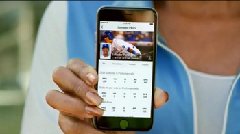 MLB.com At Bat App TV Spot, 'El confeti' con Salvador Pérez [Spanish] - Thumbnail 3