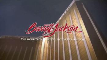 Barrett-Jackson TV Spot, 'Mandalay Bay Resort & Casino' - Thumbnail 1