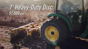 Tarter Farm & Ranch Equipment TV Spot, 'Three-Point Equipment' - Thumbnail 2