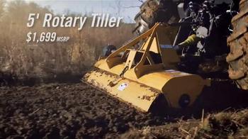 Tarter Farm & Ranch Equipment TV Spot, 'Three-Point Equipment' - Thumbnail 4
