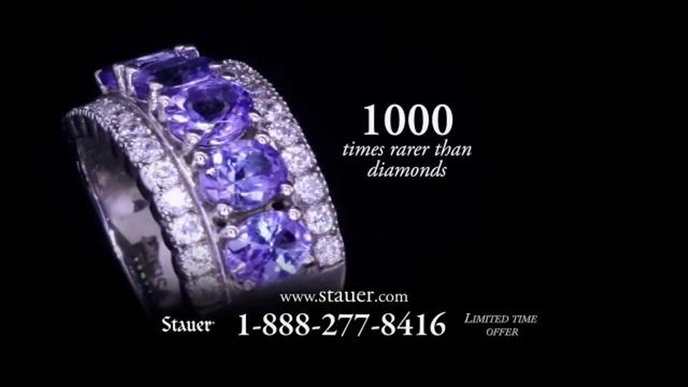 Stauer Tv Commercial Tanzanite Jewelry Ispot Tv