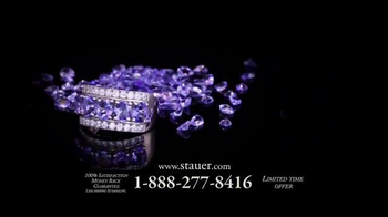 Stauer Tv Commercial Tanzanite Jewelry Ispot Tv