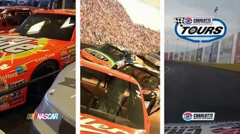 Charlotte Motor Speedway TV Spot, 'NASCAR: 10 Days of Thunder'