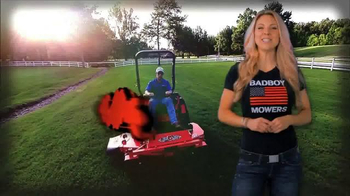 Bad Boy Mowers TV Spot, 'What Does Mallory Love?' - Thumbnail 10