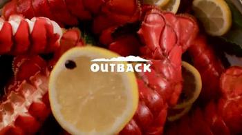 Outback Steakhouse Steak & Lobster TV Spot, 'Back by Popular Demand!' - Thumbnail 1
