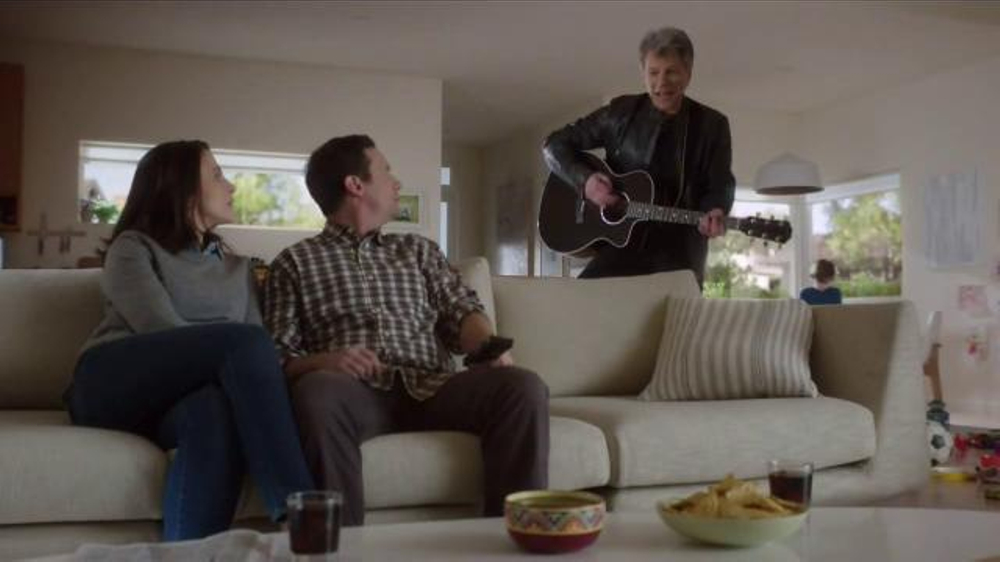 DIRECTV TV Commercial, \'72 Hour Rewind\' Featuring Jon Bon Jovi ...