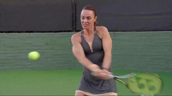 Tennis Warehouse TV Spot, 'Tonic: Comfortable' Featuring Martina Hingis - Thumbnail 3