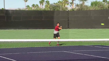 Tennis Warehouse TV Spot, 'Play in New Balance' Featuring Milos Raonic - Thumbnail 2