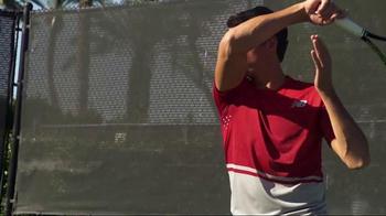 Tennis Warehouse TV Spot, 'Play in New Balance' Featuring Milos Raonic - Thumbnail 4