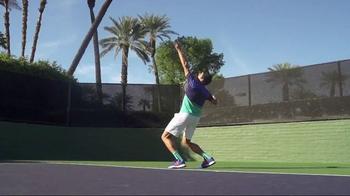 Tennis Warehouse TV Spot, 'Play in New Balance' Featuring Milos Raonic - Thumbnail 6