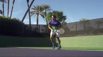 Tennis Warehouse TV Spot, 'Play in New Balance' Featuring Milos Raonic - Thumbnail 7