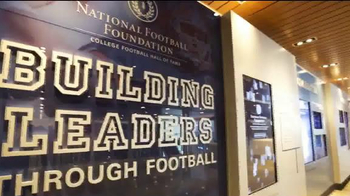 National Football Foundation TV Spot, 'Building Leaders' - Thumbnail 1