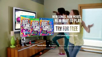 Just Dance 2016 TV Spot, 'Your Phone Just Wants to Dance: Couch Cushions' - Thumbnail 8