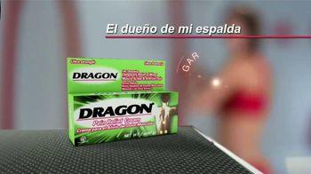 Dragon Pain Relief Cream TV Spot, 'Alivio muscular' [Spanish] - Thumbnail 5