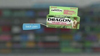 Dragon Pain Relief Cream TV Spot, 'Alivio muscular' [Spanish] - Thumbnail 7