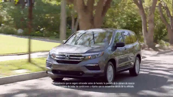 2016 Honda Pilot TV Spot, 'Juego de fútbol' [Spanish] - Thumbnail 6