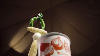 Taco Time Corn Chowder TV Spot, 'It's Back'