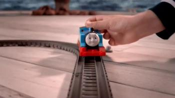Thomas & Friends Track Master Shipwreck Rails TV Spot, 'Lost Shipwreck' - Thumbnail 1