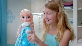Disney Frozen Sing-A-Long Elsa TV Spot, 'Sing Together'