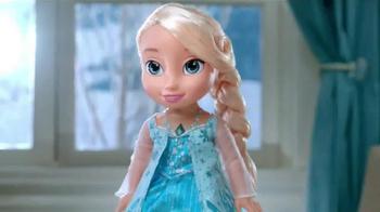 Disney Frozen Sing-A-Long Elsa TV Spot, 'Sing Together' - Thumbnail 1