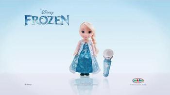 Disney Frozen Sing-A-Long Elsa TV Spot, 'Sing Together' - Thumbnail 8