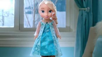 Disney Frozen Sing-A-Long Elsa TV Spot, 'Sing Together' - Thumbnail 2