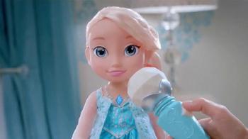 Disney Frozen Sing-A-Long Elsa TV Spot, 'Sing Together' - Thumbnail 6