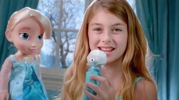 Disney Frozen Sing-A-Long Elsa TV Spot, 'Sing Together' - Thumbnail 7