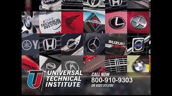 Universal Technical Institute TV Spot, 'Foot in the Door'